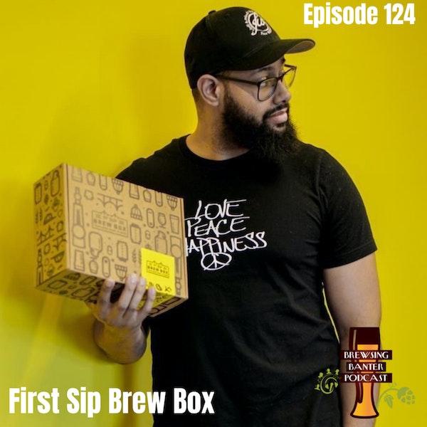 BBP 124 - Social Distancing Series - First Sip Brew Box Image