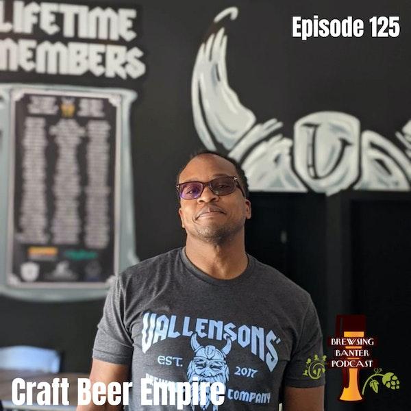 BBP 125 - Social Distancing Series - Craft Beer Empire Image