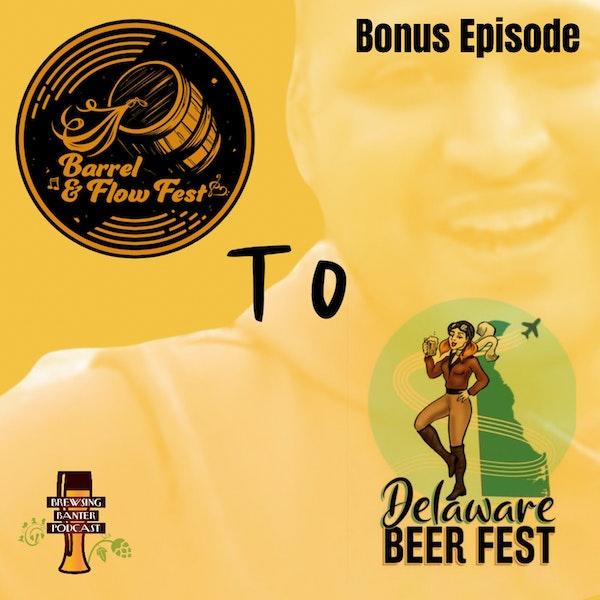 Barrel & Flow to Delaware Beer Fest Image