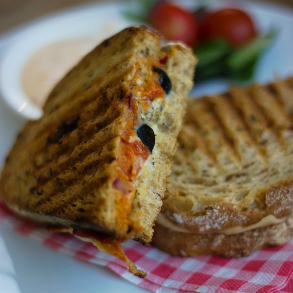 National Grilled Cheese Sandwich Day and the Japanese Art Form of Haiku