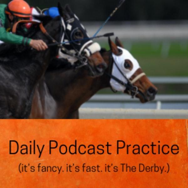 it's fancy. it's fast. it's The Derby.