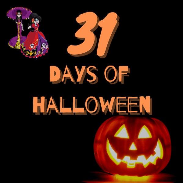 Day 18 | 31 Days of Halloween