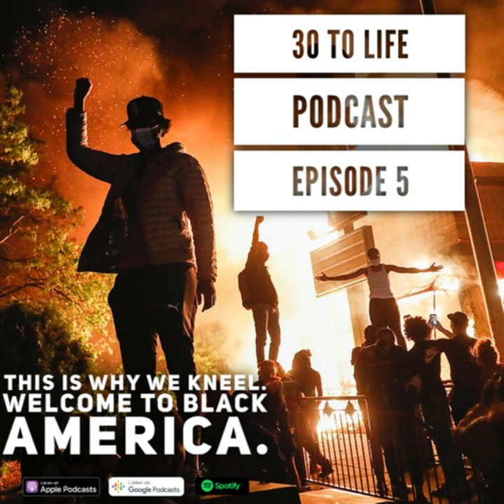 Ep 5: This Is Why We Kneel, Welcome To Black America