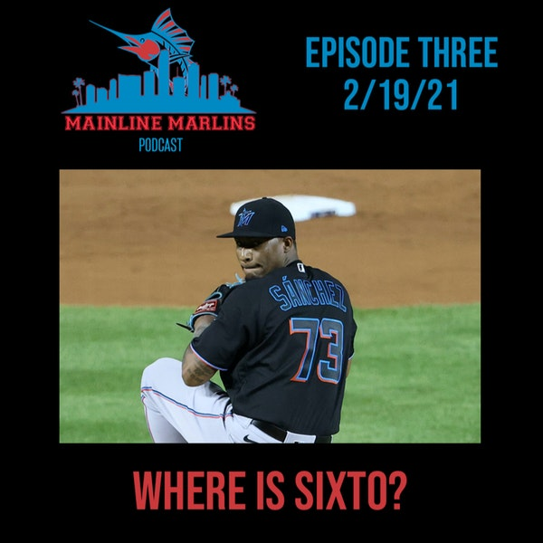 Episode 3 of the Mainline Marlins Podcast with Tommy Stitt Image