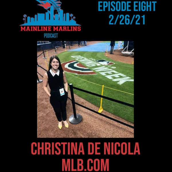 Episode 8 of the Mainline Marlins Podcast with Tommy Stitt Image
