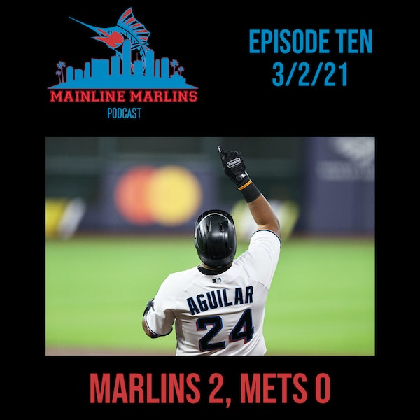 Episode 10 of the Mainline Marlins Podcast with Tommy Stitt Image