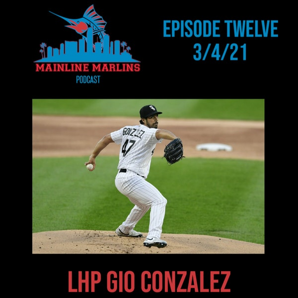Episode 12 of the Mainline Marlins Podcast with Tommy Stitt Image