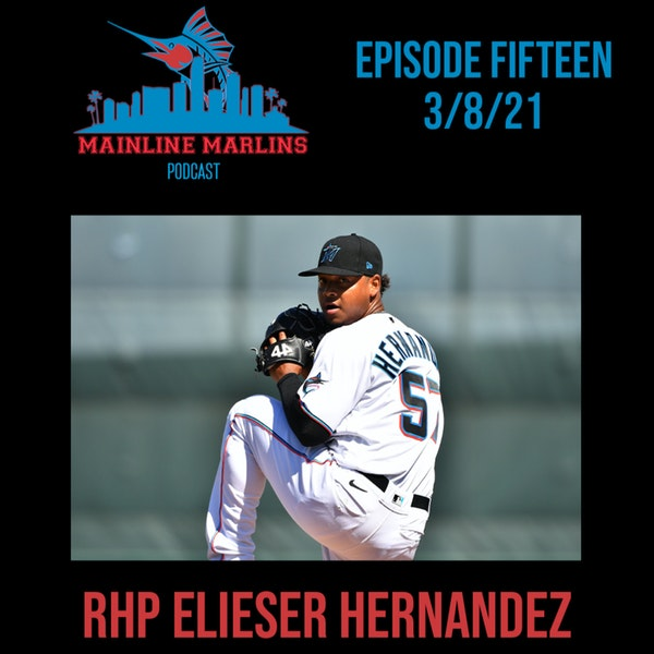 Episode 15 of the Mainline Marlins Podcast with Tommy Stitt Image