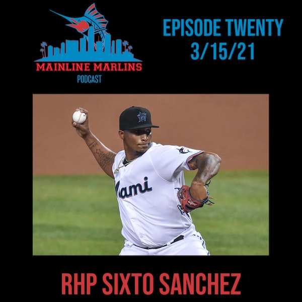 Episode 20 of the Mainline Marlins Podcast with Tommy Stitt Image