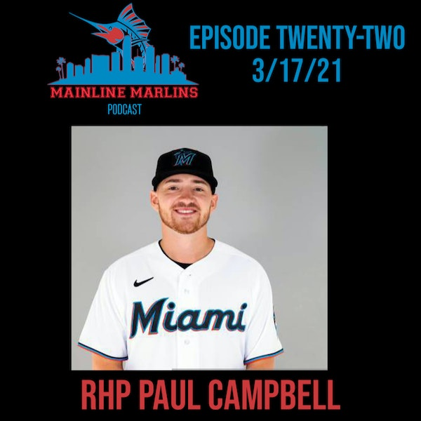 Episode 22 of the Mainline Marlins Podcast with Tommy Stitt (St. Patrick's Day Special) Image