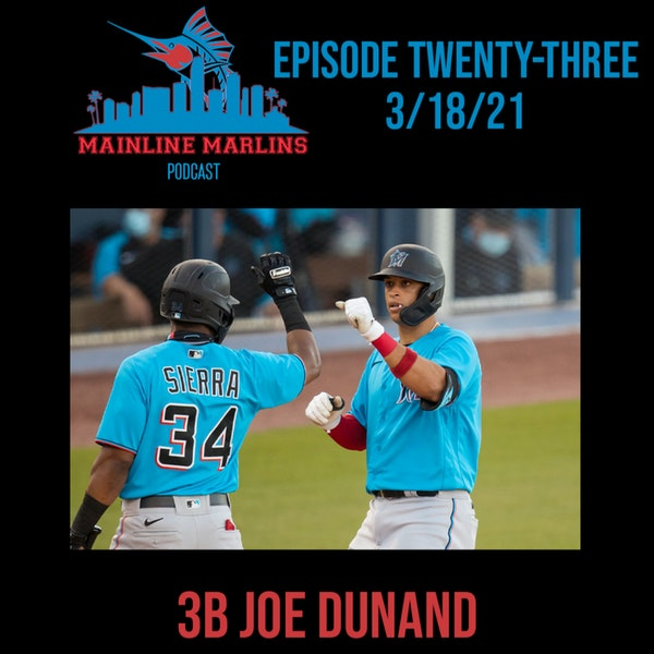 Episode 23 of the Mainline Marlins with Tommy Stitt Image