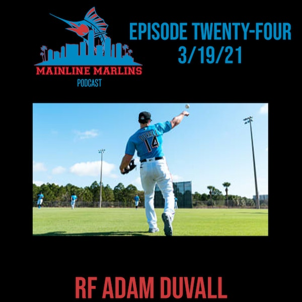 Episode 24 of the Mainline Marlins Podcast with Tommy Stitt Image