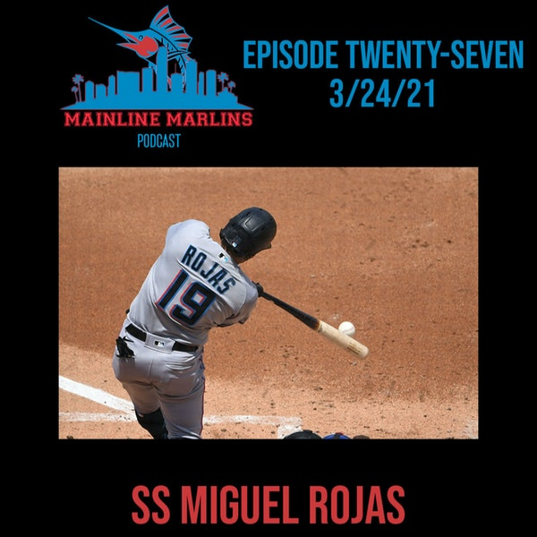Episode 27 of the Mainline Marlins Podcast with Tommy Stitt Image