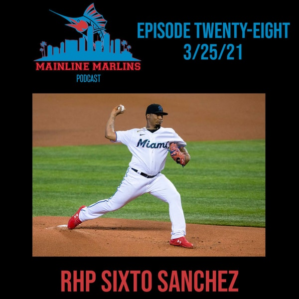 Episode 28 of the Mainline Marlins Podcast with Tommy Stitt Image