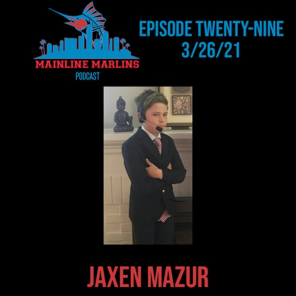 Episode 29 of the Mainline Marlins Podcast with Tommy Stitt Image