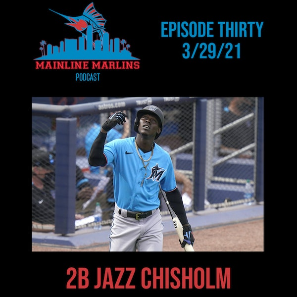 Episode 30 of the Mainline Marlins Podcast with Tommy Stitt Image
