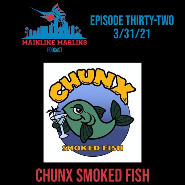 Episode 32 of the Mainline Marlins Podcast with Tommy Stitt and Special Guest Dave Brunner Image
