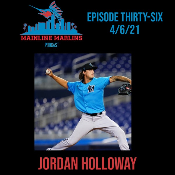 Episode 36 of the Mainline Marlins Podcast with Tommy Stitt Image