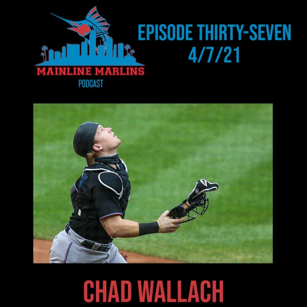 Episode 37 of the Mainline Marlins Podcast with Tommy Stitt Image