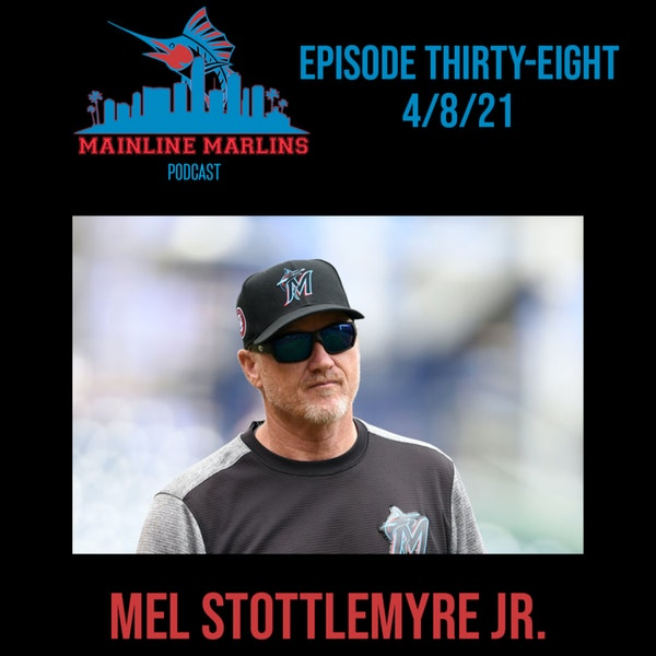 Episode 38 of the Mainline Marlins Podcast with Tommy Stitt Image