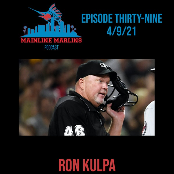 Episode 39 of the Mainline Marlins Podcast with Tommy Stitt Image