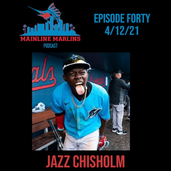 Episode 40 of the Mainline Marlins Podcast with Tommy Stitt Image