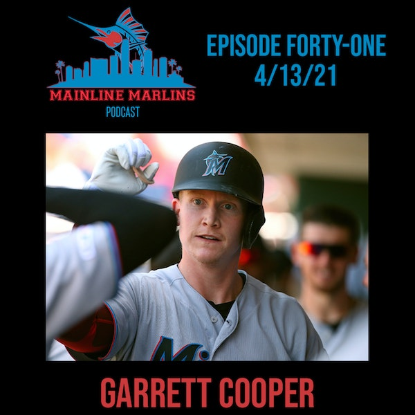 Episode 41 of the Mainline Marlins Podcast with Tommy Stitt Image