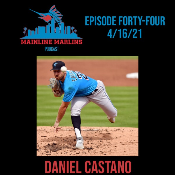 Episode 44 of the Mainline Marlins Podcast with Tommy Stitt Image