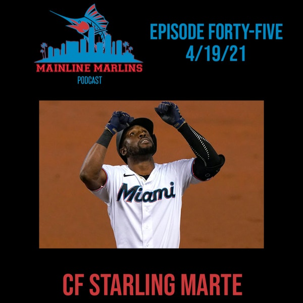 Episode 45 of the Mainline Marlins Podcast with Tommy Stitt Image