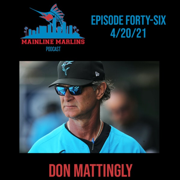 Episode 46 of the Mainline Marlins Podcast with Tommy Stitt Image