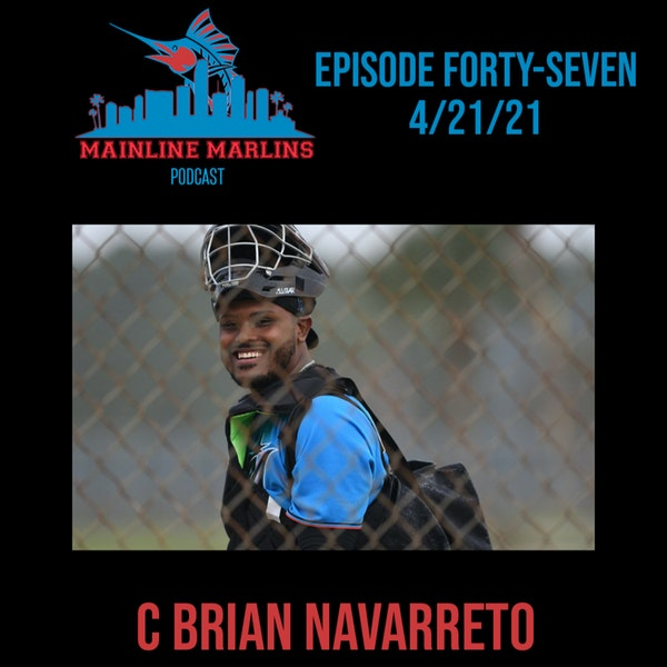 Episode 47 of the Mainline Marlins Podcast with Tommy Stitt Image
