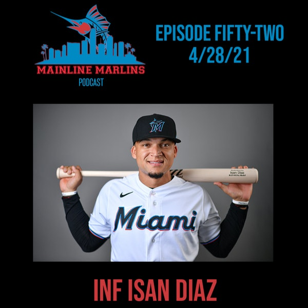 Episode 52 of the Mainline Marlins Podcast with Tommy Stitt Image