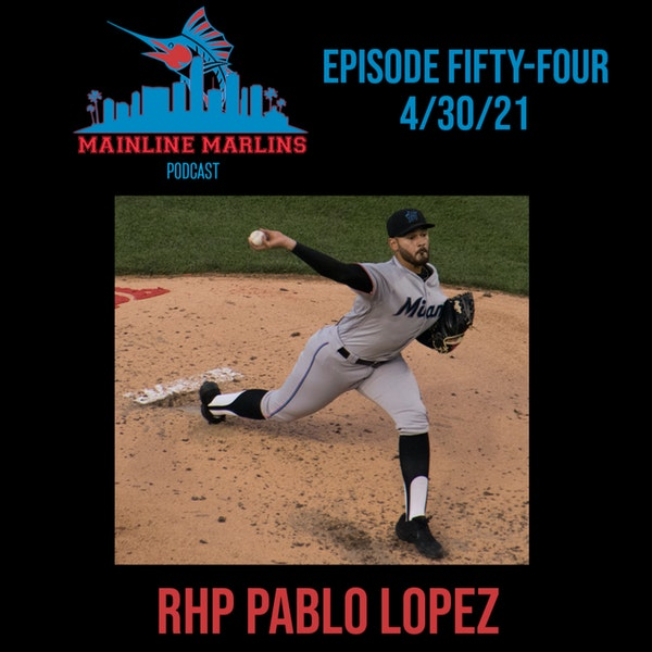 Episode 54 of the Mainline Marlins Podcast with Tommy Stitt Image