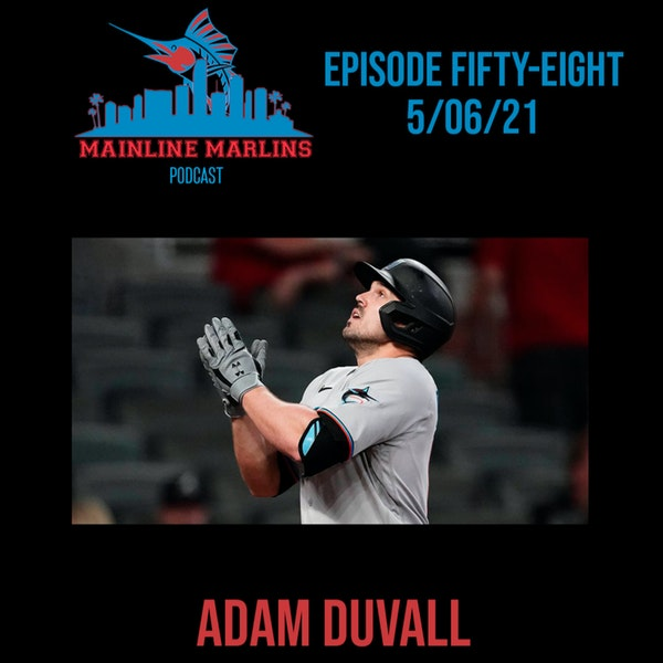 Episode 58 of the Mainline Marlins Podcast with Tommy Stitt Image
