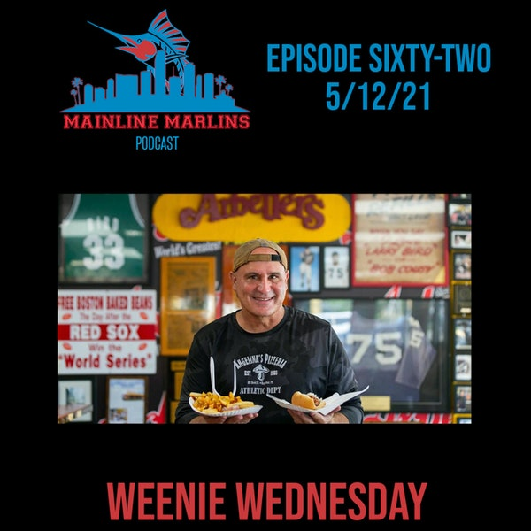 Episode 62 of the Mainline Marlins Podcast with Tommy Stitt Image
