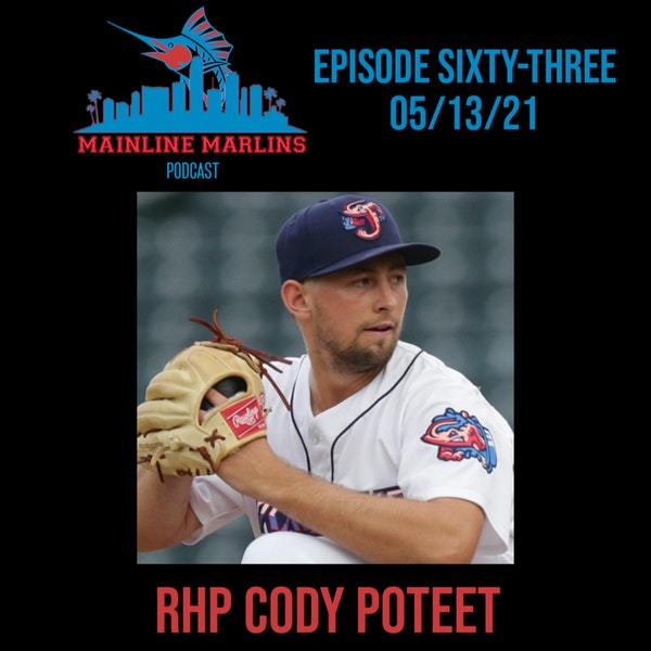 Episode 63 of the Mainline Marlins Podcast with Tommy Stitt Image