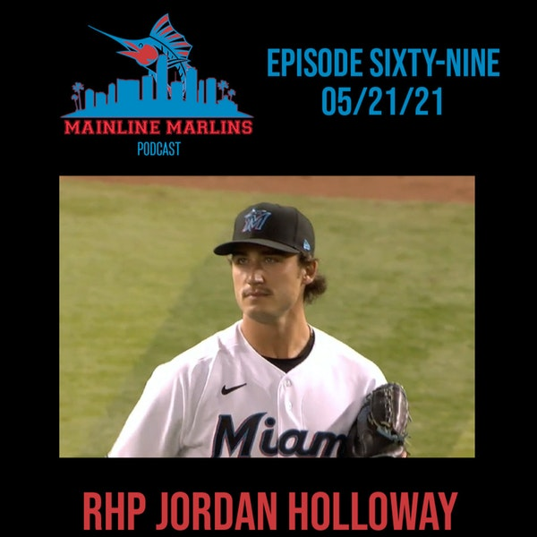 Episode 69 of the Mainline Marlins Podcast with Tommy Stitt Image