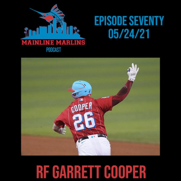 Episode 70 of the Mainline Marlins Podcast with Tommy Stitt Image