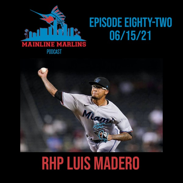 Episode 82 of the Mainline Marlins Podcast with Tommy Stitt Image