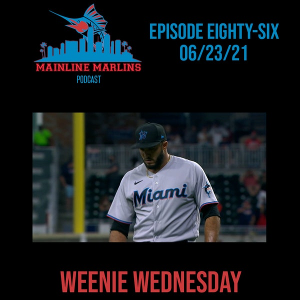 Episode 86 of the Mainline Marlins Podcast with Tommy Stitt Image