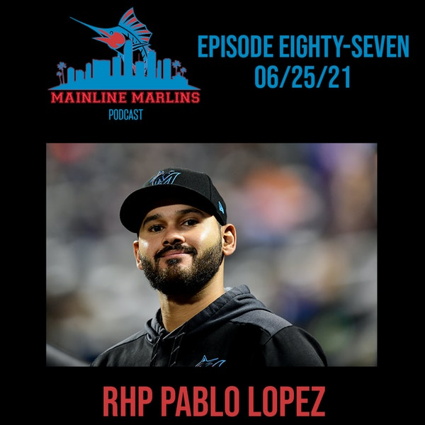 Episode 87 of the Mainline Marlins Podcast with Tommy Stitt Image