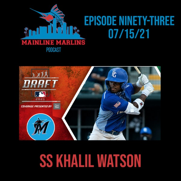 Episode 93 of the Mainline Marlins with Tommy Stitt & Red Berry Image