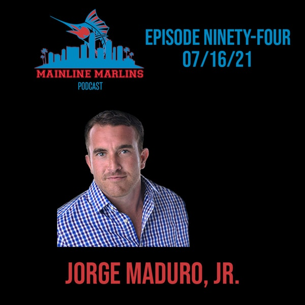 Episode 94 of the Mainline Marlins Podcast with Tommy Stitt Image
