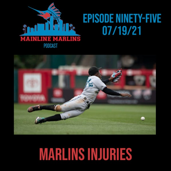 Episode 95 of the Mainline Marlins Podcast with Tommy Stitt Image