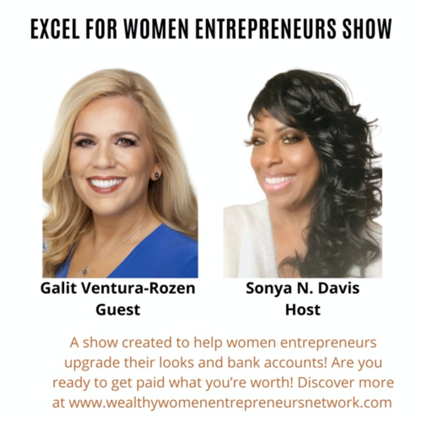 It Pays To Be The Boss, Invest In Yourself With Galit Ventura-Rozen Image