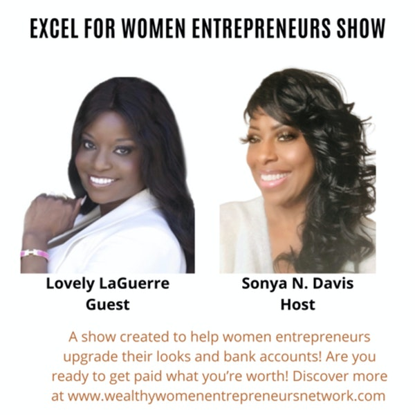 Keep Striving For Success with Lovely LaGuerre and Sonya N. Davis Image