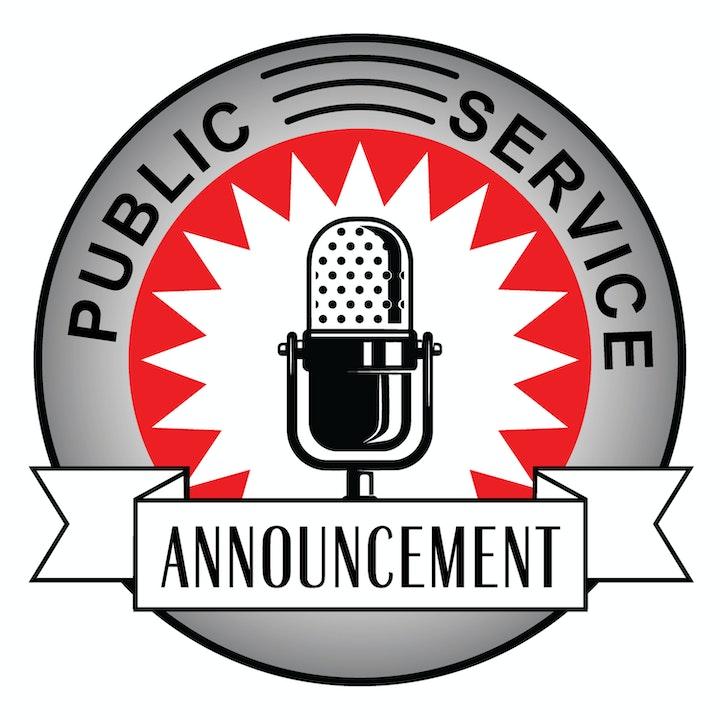 Public Service Announcement No. 1