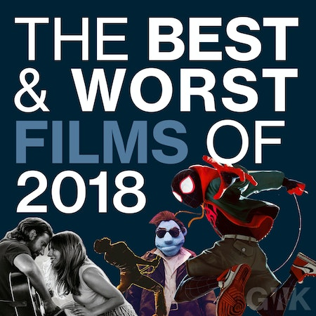 102 - The Best & Worst Films of 2018 Image
