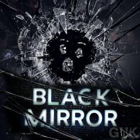 104 - The Geeks vs Black Mirror Image