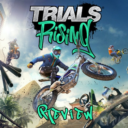 REVIEW: Ubisoft's Trials Rising Image